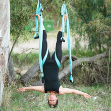 Anti-Gravity Hammocks For Yoga