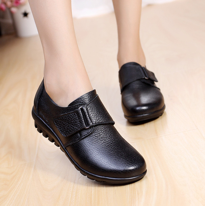 Online Get Cheap Genuine Leather Shoes Women -Aliexpress.com ...