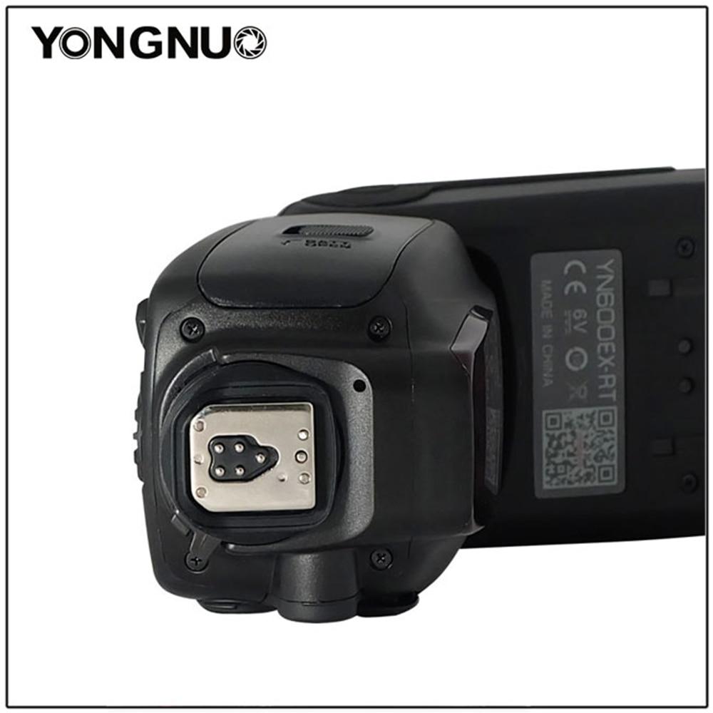 YONGNUO YN600EX-RT II ავტომატური - კამერა და ფოტო - ფოტო 3