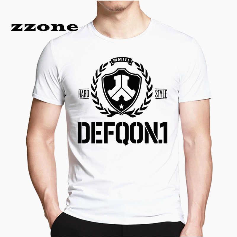 e6927d8fc46 Defqon 1 Pure Designer T Shirt Men Tshirts Hip Hop Mens Short Sleeved T- shirts