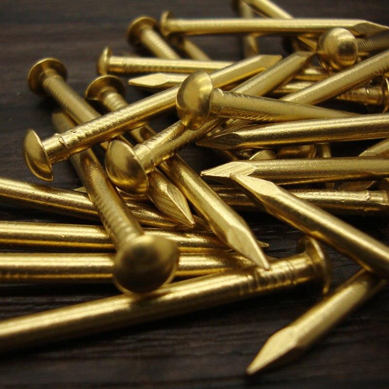 10mm 15mm 18mm 21mm 26mm 35mm clavos redondos de cobre - Clavos de cobre ...