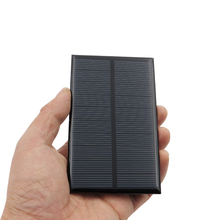 Solar Panel 5V Mini Solar System DIY For Battery Cell Phone Chargers Portable 0.7W 0.8W 1W 1.2W 2.5W 4.2W Solar Cell