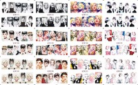 SALE ! 1Lot=100sheets .12 in one sheet New Style Nail Art Water Sticker Marilyn Monroe and Audrey Hepburn in 2016 for BN025 036