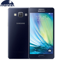 Original Unlocked Samsung Galaxy A5 A5000 LTE Quad Core Mobile Phone 5 0 13 MP Refurbished