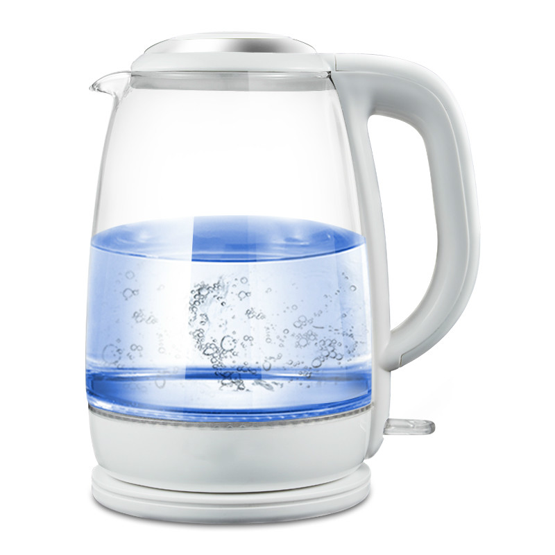 glass electric kettle heated the for 304 stainless steel automatic power off