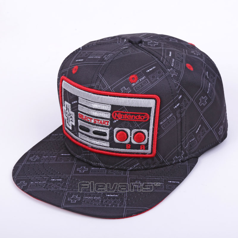 Fashion Hot Sale NES Console Embroidery Cospaly Cap
