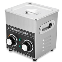 CJ - 010 Ultrasonic Cleaner 2L Cleaning Machine Ultrasonic Cleaner Bath with Heater Timer Cleaning Jewelry Glasses
