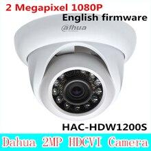 Dahua HDCVI cámara domo HAC-HDW1200S 2 Megapíxeles 1080 P IR HDCVI Cámara Domo rentable, envío libre