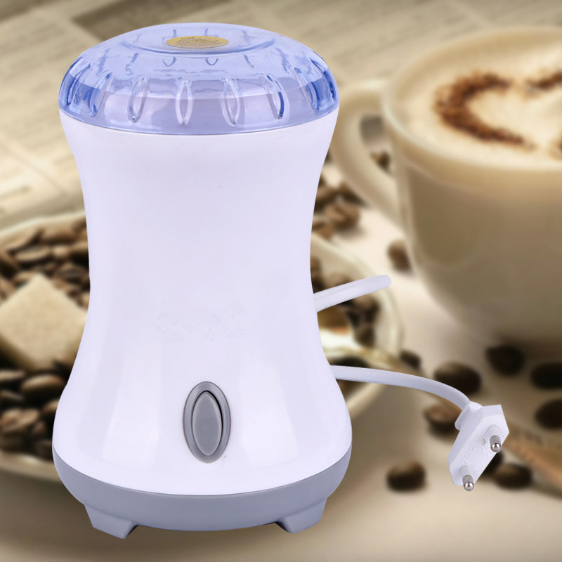 Electric Coffee Grinder Coffee Maker with Stainless Steel Blades Beans Mill Herbs Nuts Moedor de Cafe Home Appliances electric coffee grinder electrical coffee beans bean grinder 220v coffee mill electric coffee maker machine high quality