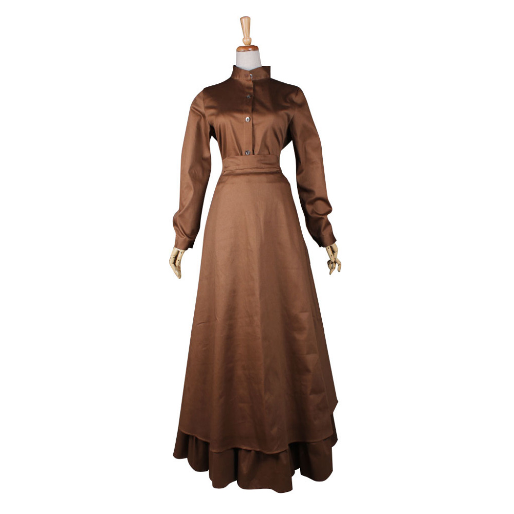 Medieval Renaissance Civil War Dress Vintage Gothic Southern Belle Ball Gown Dress Halloween Carnival Cosplay Costume