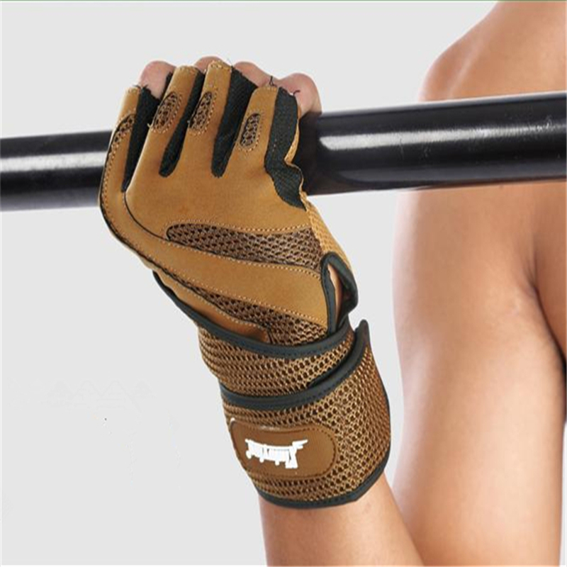 10 pairs Weightlifting fitness Gloves hand non slip dumbbell kettlebells Body Building Gym Gloves Crossfit Workout