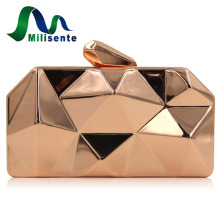 High Quality Luxury Evening Purse For Women. Available Colors – Champagne, Gold, Silver, Black