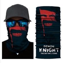Biker Bandanas (5 pcs/lot) AC235-AC251 Outdoor Hat Cycling Turban Head Scarf Sports Face Mask