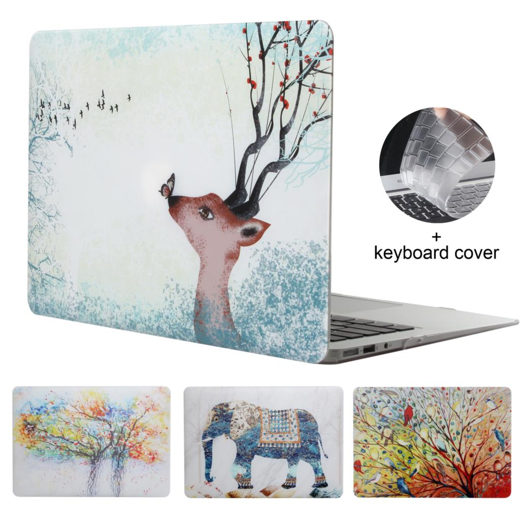 New Laptop Case For Apple MacBook Air Pro Retina 11 12 13 15 for mac 13