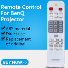ZF For BenQ projector remote control MW721 TX766 DX806ST MX842UST MW843UST EP7730 BX8730ST DX806ST(China)