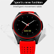 Bluetooth Smart Watch phone V9 with 2G SIM/SD card relogios with Camera Sport Smartwatch men For Android IOS HUAWEI xiaomi watch(China)