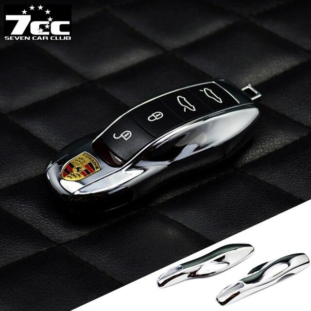 Cromo Blanco FOB Caso Dominante Alejado de la Cubierta de Reemplazo para Porsche boxster cayman 911 Panamera Cayenne Macan
