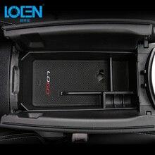 Для Mercedes Benz 2010- E класс/ E класс/- C класс/GLE Автомобильная центральная консоль подлокотник коробка для хранения Органайзер