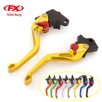 3D Rhombus CNC Aluminum Adjustable Motorcycle Brake CLutch Levers For Yamaha YZF R1 R1M R1S 2015 2018 YZF R6 2017 2018