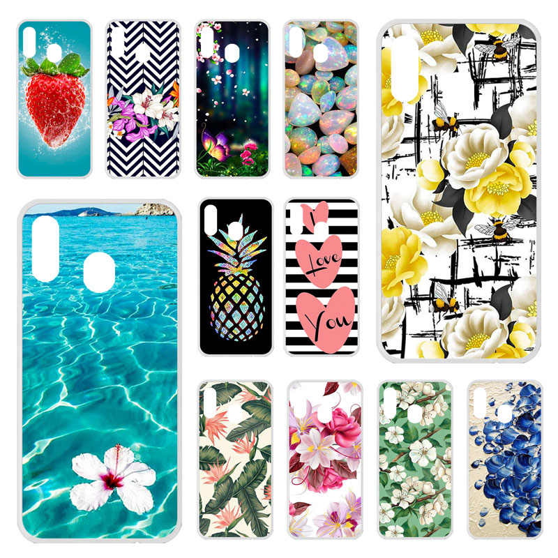 TAOYUNXI  For Case on Samsung A7 2018 Case For Samsung Galaxy A30 A 30 A2 Core A9 A6 Plus Cases Silicone Soft TPU Cover Bumper