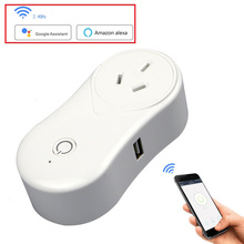 Smart home remote control plug Australian plug smart socket timing plug For graffiti plug wifi Intelligent remote product beewi smart plug bbp200 bbp200a1eu