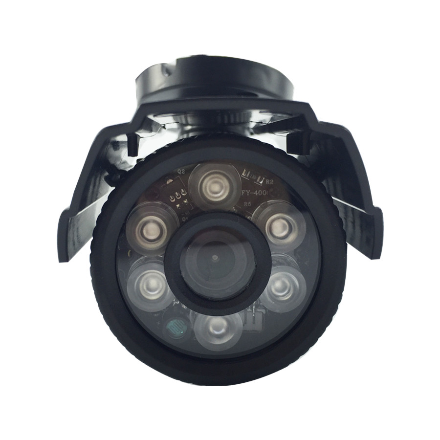MiNi CCTV Security Camera Outdoor Bullet 700TVL 1/3 Color IR-CUT Filter CMOS 3.6mm Lens 6IR Leds Waterproof Plastic Case 2015 newest cheapest freeshipping 6 array leds cctv camera cmos 700tvl plastic bullet hd mini monitoring security camera