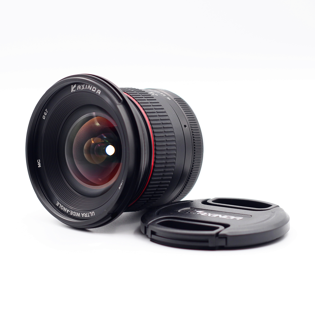 Kaxinda 12mm F/2.8 Wide Angle Manual Prime Lens For Sony Fujifilm Canon Olympus Panasonic Mirrorless Camera