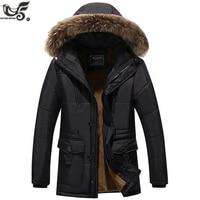 XIYOUNIAO winter jacket Middle age Men Plus thick warm coat jacket men's casual hooded parka coat jacket large size 6XL 7XL 8XL