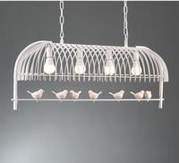Length 98cm Modern Chandelier Light Nordic Lovely Little Bird Chandelier Light Lighting Fixture Guaranteed 100 Free
