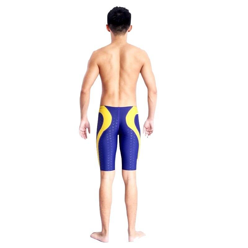 2018 Shark Skin Tight Jammer Meeste ujumisriided ujuma suplussport - Spordiriided ja aksessuaarid - Foto 2