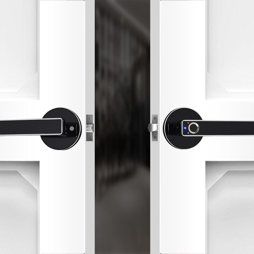 aliexpress  buy biometric electronic door lock