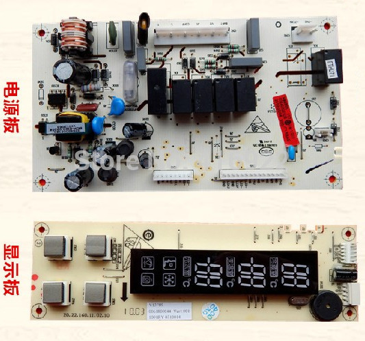 Фото 95% new 100% tested for Haier refrigerator BCD-216ST/216SD 0064000230B computer control board power supply panel on sale