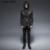 Punk delírio primavera homens gótico laço gravatas com pingente de diamante