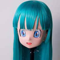 (KIG7081) Spezielle Kunden Cosplay Japanischen Rolle Spielen Anime Charakter Buruma Kigurumi Maske Crossdresser Puppe Maske
