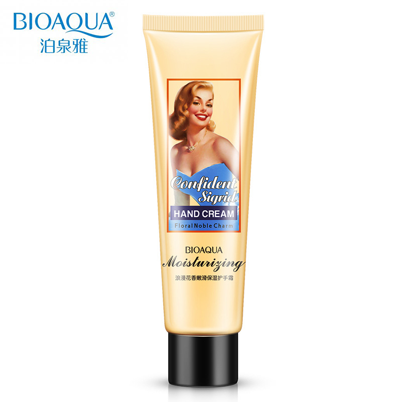 Bioaqua New Hands Cream Anti-chapping And Nourishing 3.28 Best For Hand Moisturizing For Skin 80g Hand Cream Lotion