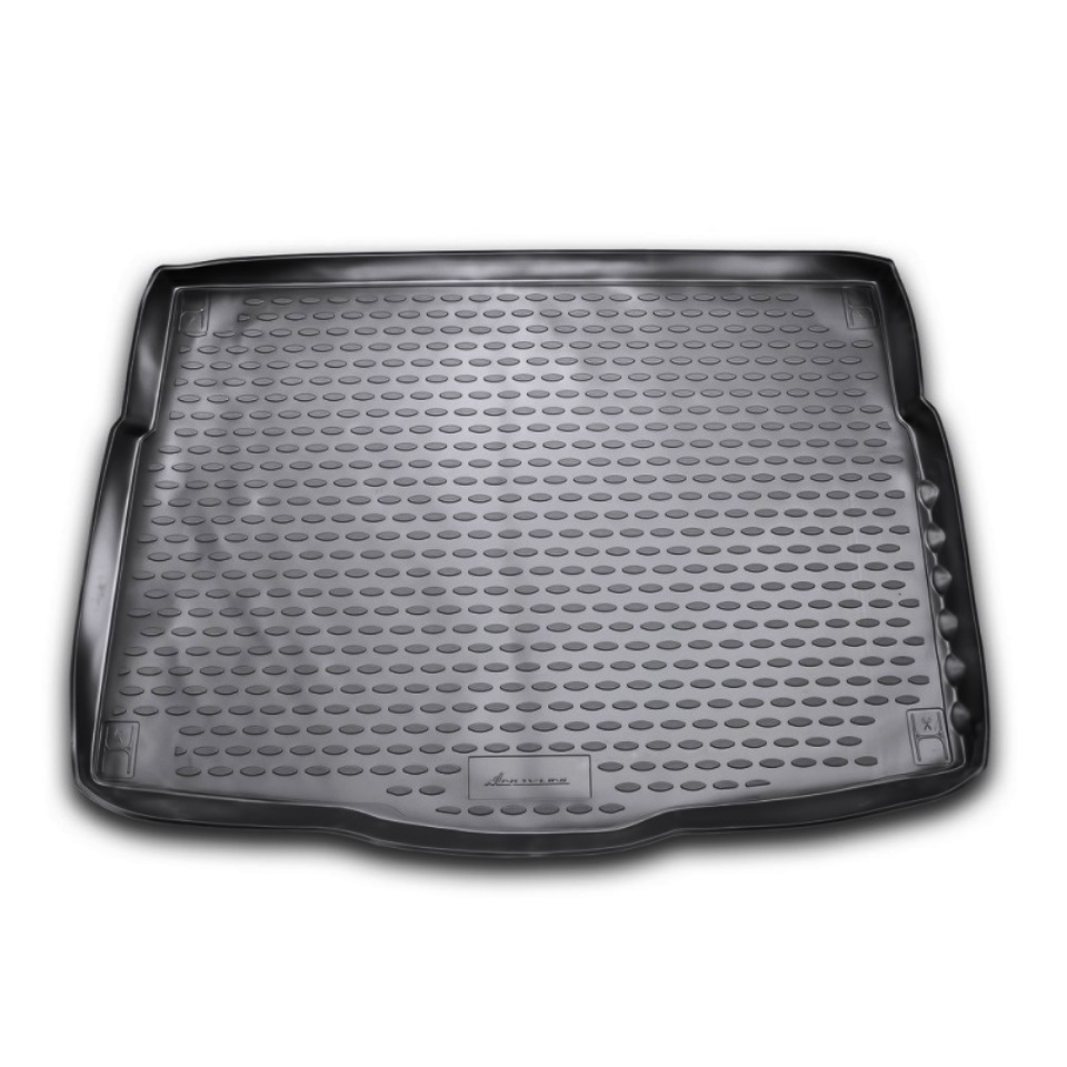 For Hyundai i30 2012-2017 car trunk mat Element NLC2051B11 waterproof anti slip car trunk mat protector cover car pet dog mat for hyundai tucson black