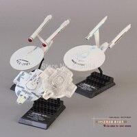 Free Shipping Star Trek Mini Spaceship PVC Action Figure Model Toy Set Of 3 MVFG098