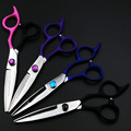 6 Inch Cutting Hair Scissors,Professional Hair Shears for Hair Hairdressing baber High-quality SUS440C,1pcs