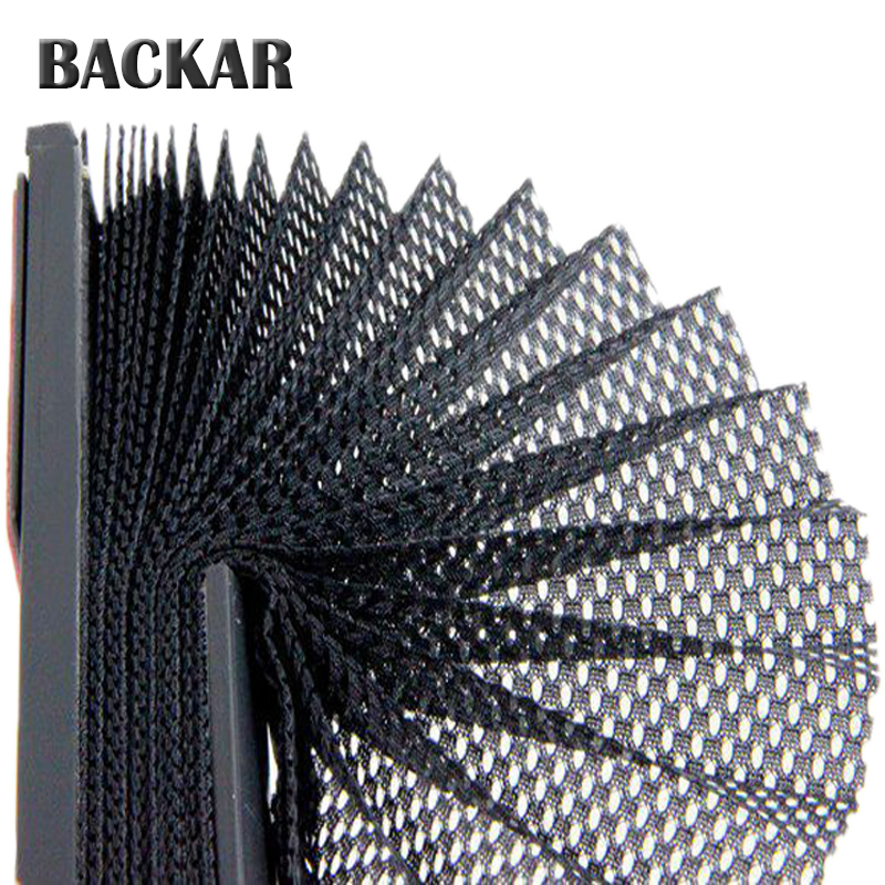 Backar For BMW E46 E90 E60 VW Polo Passat Suzuki Swift Vitara Car Automatic Folding Pleated Curtains Accesories Shade Cover image