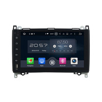 Octa Core 2 Din 9 Android 6 0 Car DVD Radio GPS For Mercedes Benz B200