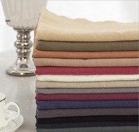 Wide 1 40m 100 Linen Fabric Clothes Handmade Women Dress Shirt Pants