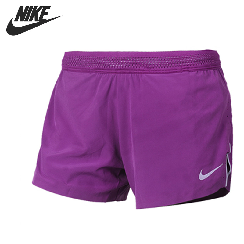 Sport & Unterhaltung Laufshorts Original Neue Ankunft Nike Aroswft Kurze 4in Frauen Shorts Sportswear Billigverkauf 50%