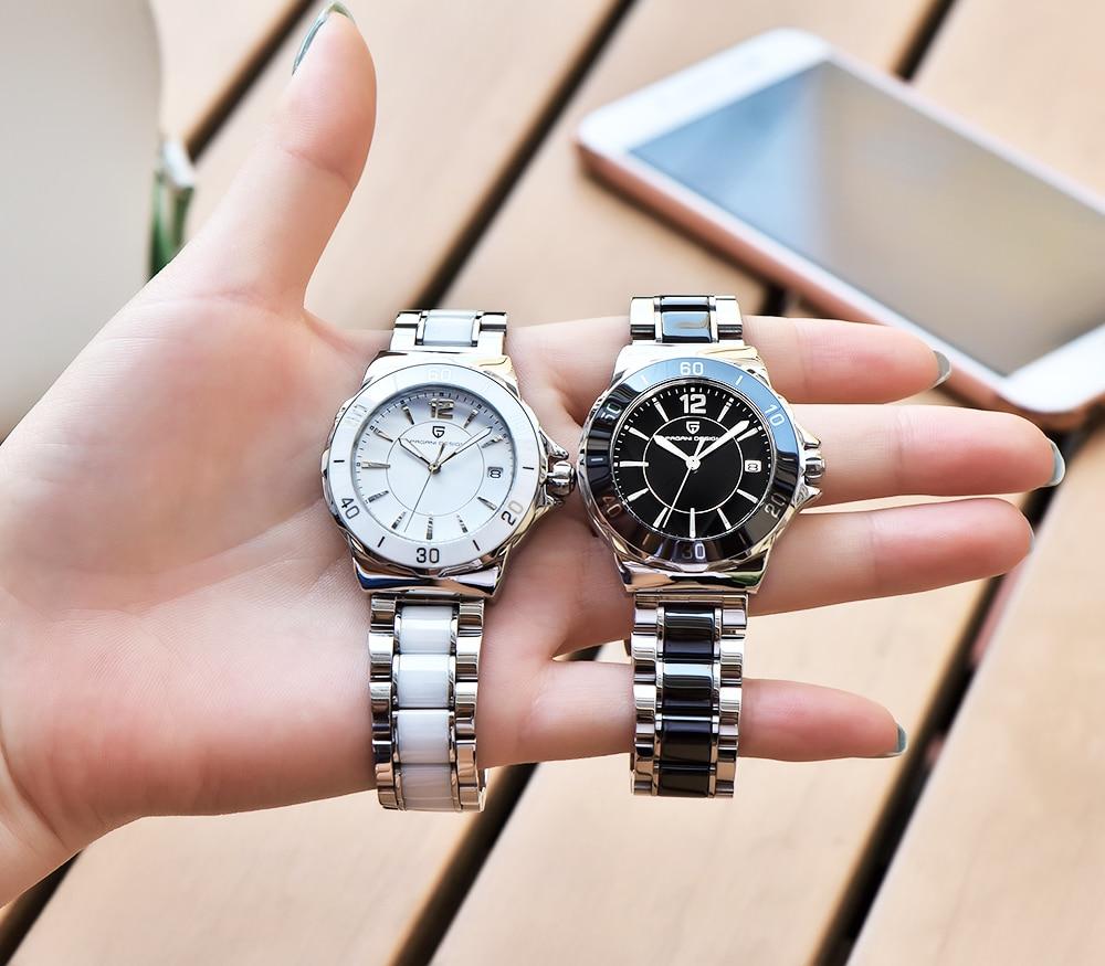 Image 5 - Pagani Дизайн дамы высокое качество керамический браслет женские часы известный роскошный бренд модные женские часы для женщин-in Женские часы from Ручные часы on AliExpress - 11.11_Double 11_Singles' Day