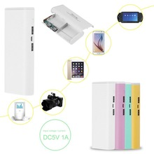 USB 15000MAH External Power Bank Portable Size Backup Battery Charger Power Supply Bank Case Suitable For iPhone