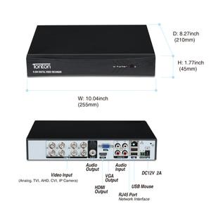 Image 2 - Tonton 1080P HDMI DVR FULL HD Home Security กล้องระบบ 8CH กล้องวงจรปิดการเฝ้าระวังวิดีโอ DVR ชุด 4PCS 2MP ชุดกล้อง 1TB HD