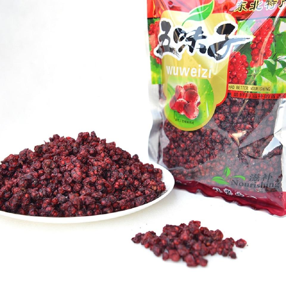 On Sale Super Chinese Schisandra Berries Wu Wei Zi Tea