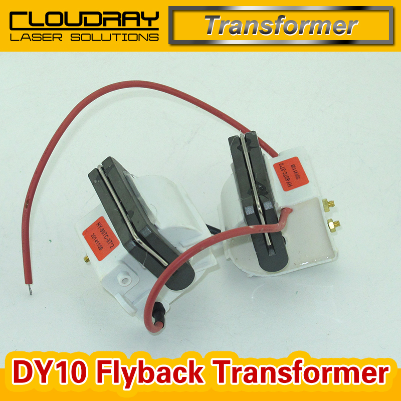 High Voltage Flyback Transformer for RECI DY10 Co2 Laser Power Supply  цены
