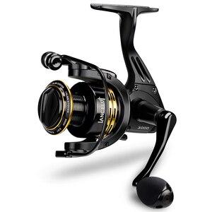 Image 3 - KastKing Lancelot Fishing Coil 8KG Max Drag Power 5.0:1/4.5:1 Gear Ratio 5+1 Ball Bearings Light Weight Spinning Fishing Reel