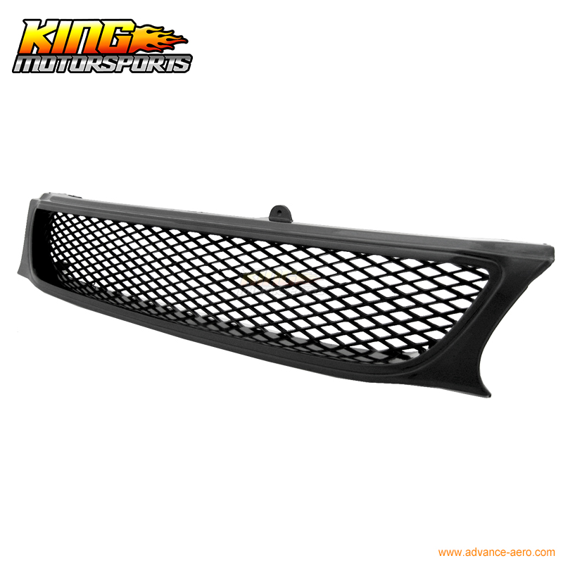 fit for 1995 1997 toyota tercel mesh trd badgeless honeycomb style front grille black usa domestic free shipping grill up shipping ltlshipping container house price aliexpress fit for 1995 1997 toyota tercel mesh