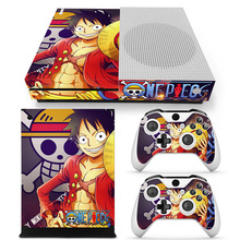 Free drop shipping STICKER 2018 Hot Selling VinylSticker For Xbox One Slim SkinDecal #TN-XboxOneS-1349